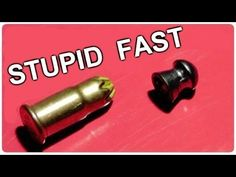 ▶ Shooting .22 PELLETS Using NAIL GUN Blanks? (2800+ FPS!) - YouTube