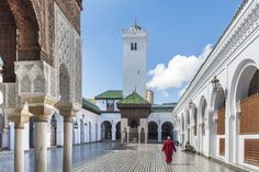 Why Every Culture Aficionado Needs to Visit Fez, Morocco | @elledecor