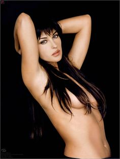 Monica Bellucci  #JamesBond