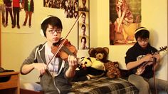 WOW WOW and WOW! Check out this guy!!    Someone Like You - Adele - Jun Sung Ahn Violin Cover, via YouTube.