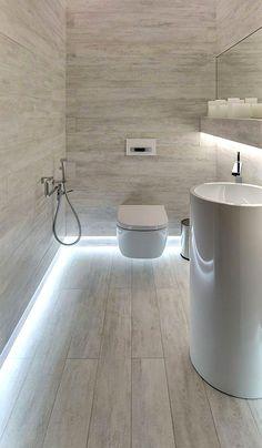 Amazing Eye Makeup Ideas for Women Bathroom Tile Designs, Modern Bathroom Design, Bathroom Interior Design, Toilet Design, Bath Design, Bad Inspiration, Bathroom Inspiration, Dream Bathrooms, Small Bathroom