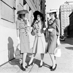 1940's LIFE Archive - photo by Nina Leen