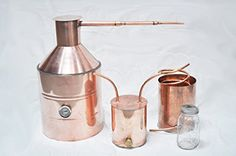 Would you really like to know how to make a moonshine still? To live like the moonshiners, check out this tutorial from our DIY friends at DIY Ready. Don't you just hate it when you find yourself on a desert island with nothing but 20 feet of refrigerator coil, a 5-gallon bucket, and a