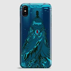 Ponyo Of The Cliff iPhone X Case | casescraft