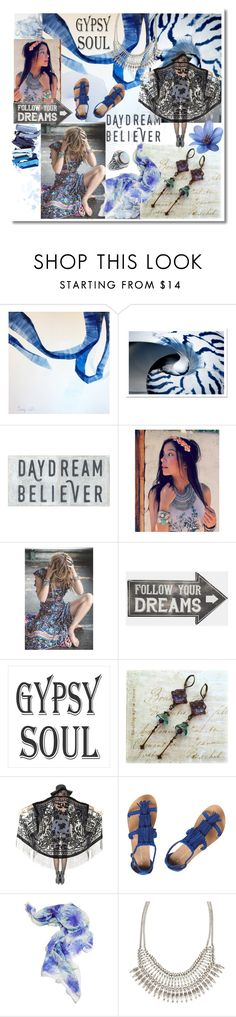"""""""Daydream Believer"""" by dazzling-dazed-dayz ❤ liked on Polyvore featuring Sugarboo Designs, Spell & the Gypsy Collective, Sass & Belle, Dorothy Perkins, Anna Coroneo, ALDO and Rock 'N Rose"""
