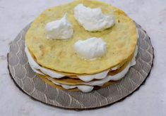 Torta Pompadour de plátano | En Mi Cocina Hoy Torta Pompadour, Banana, Breakfast, Ethnic Recipes, Combover, Food, Medium, Cake Recipes, Biscuits