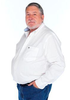 Cesáreo Martín, presentador de Linde y ribera
