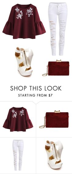 """""""Untitled #105"""" by tayasafi ❤ liked on Polyvore featuring MANGO"""