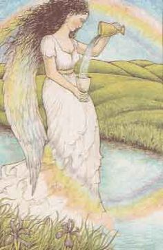 Greek Goddess Iris- Integration / Balances / Conditioning Chakras / Communication Skills / Diplomacy