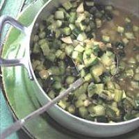 Gurken-Relish