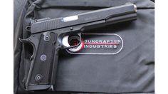Guncrafter Industries' 50 GI 1911 Dream Guns