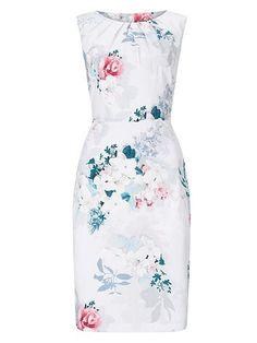 Mariah Floral Dress