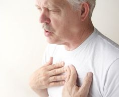 Some types of chest pain should send you to the emergency room immediately…