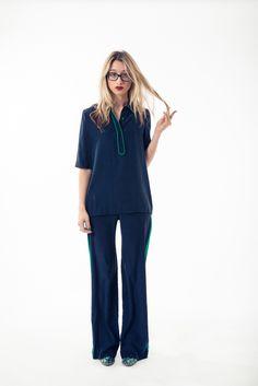Rachel Antonoff Fall 2013 Ready-to-Wear Fashion Show