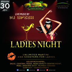 Ladies Night is back this Wednesday to add the spice to your weekdays. Café Mojo Mumbai is the place for you and your girl troop to be, so head over for a night full of margaritas, dancing and fun. #CafeMojo #Pubs #Party #Beer #Fun #Beers #Enjoy #GoodTimes #OntheBar  #Parties #PartyMusic #DrinkLocal #Music #Dance #Pub #Drinks #EatLocal  #BeerDrinks #Mumbai #OnthePub #Clubbing #Club #Bar