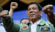 Rodrigo Duterte references Hitler, says he'd be 'happy to slaughter' 3 million drug addicts - http://www.pepage365.com/?p=6566