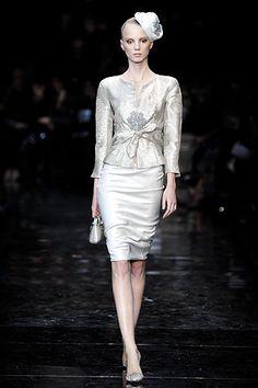 Armani Privé Spring 2007 Couture Fashion Show - Serafima Vakulenko