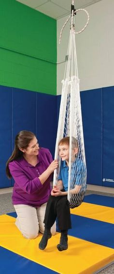 Therapy Net - Southpaw Therapy Net - Swinging Net