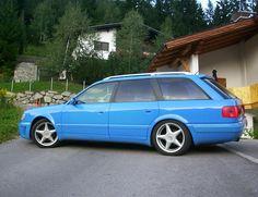 Audi 100 S4 Avant