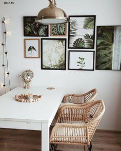 Polyrattan Sessel Costa 2 Stück Ein Klassiker in Rattanoptik. White Armchair, Rattan Armchair, Home Design, Interior Design, Home Decor Inspiration, Home And Living, Sweet Home, Dining Room, Room Kitchen