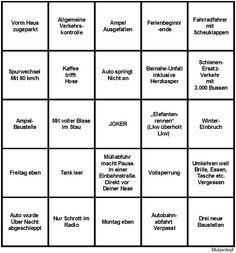 Die 56 Besten Bilder Von Bingo Bullshit Bingo Und Funny Sayings