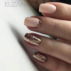 Beautiful nail art designs that are just too cute to resist. It's time to try out something new with your nail art. Fancy Nails, Pretty Nails, Hair And Nails, My Nails, Nagellack Trends, Manicure E Pedicure, Stamping Nail Art, Nude Nails, Glitter Nails