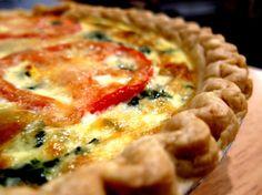 Easy and Quick Breakfast Quiche Recipes