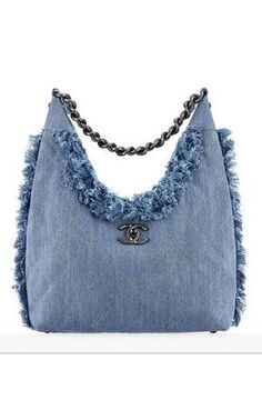 Chanel Denim Shoulder bags