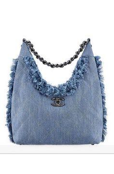 Chanel Denim Shoulder bags