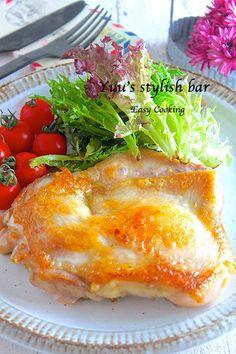 『チキンの柚子胡椒マリネ焼き』#調味料3つ#漬けて焼くだけ by Yuu 「写真がきれい」×「つくりやすい」×「美味しい」お料理と出会えるレシピサイト「Nadia   ナディア」プロの料理を無料で検索。実用的な節約簡単レシピからおもてなしレシピまで。有名レシピブロガーの料理動画も満載!お気に入りのレシピが保存できるSNS。