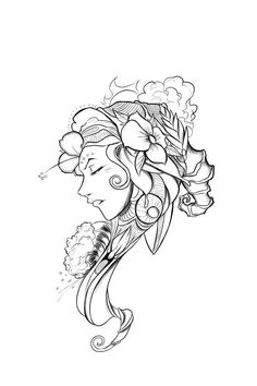 Artwork by brandon boyd of incubus (possibly a new tattoo inspiration) Tattoo Sketches, Tattoo Drawings, Art Drawings, Incubus Tattoo, Body Art Tattoos, New Tattoos, Tatoos, Brandon Boyd Art, Backpiece Tattoo