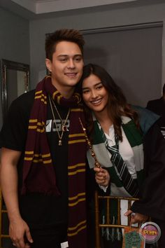 From stars, shows, movies and music, get your daily dose of the hottest showbiz news with PUSH! Matching Couple Outfits, Matching Couples, Cute Couples, Filipino Baby, Half Filipino, Enrique Gil, Liza Soberano, 19th Birthday, Birthday Bash