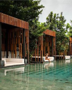 hotel planos Architect designed hotel in thailandYou can find Thailand and more on our website.hotel planos Architect designed hotel in thailand Hotel Architecture, Landscape Architecture, Landscape Design, Pergola Designs, Pool Designs, Bungalow, Small Luxury Hotels, Top Hotels, Beach Hotels
