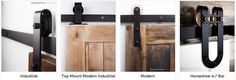 Rustica options Sliding Barn Door Hardware, Magnetic Knife Strip, Knife Block, Doors, Home, Ad Home, Homes, Haus, Gate