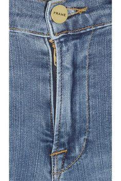 FRAME - Le High Slim-leg Jeans - Light denim - 29