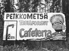Peikkometsä. Jäänyt hämärästi mieleen, salaperäisenä paikkana... History Of Finland, Teenage Years, Long Time Ago, Sweet Memories, Old Toys, Animals And Pets, Childhood Memories, Retro Vintage, Nostalgia