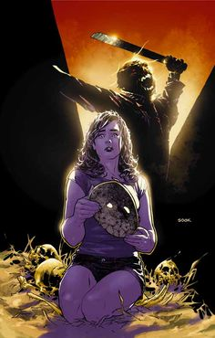 Friday the 13th by Ryan Sook *