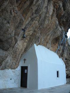 Church, Rethimno, Crete, Greece