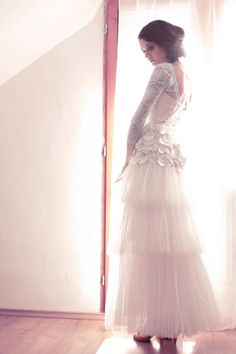 AtelierDeCouture wedding dress (#slovak fashion)
