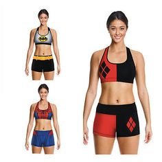Sexy Yoga Exercising Gym Outfit looks wonderful when wearing it on during exercises such as yoga, There are six different color patterns for you to choose. Gym Outfits, Sexy Outfits, Sport Outfits, Yoga Fashion, Fitness Fashion, Yoga Mode, Sports Bra Top, Gym Gear, Yoga Exercises