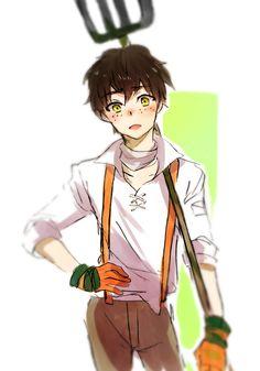 ③ [1] this oscar guy is kind of a cutie pie. Rwby