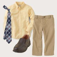 A look at The Children's Place school uniform line along with a giveaway! School Fashion, Boy Fashion, Private School Uniforms, Man Child, Gq, Kids Outfits, Khaki Pants, Boys, Clothes