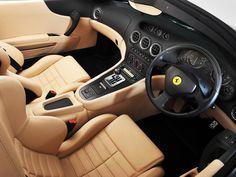Ferrari 550 GTZ Barchetta 2009