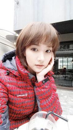 Favorite Korean Actress, Park Min Young.
