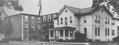 """Covenant Childrens Home "" i Princeton , Burea County, Illinois. Eugene Hilding ,kom på dette barnehjemmet, i ca. 1930, han ble adoptert bort i 1932."