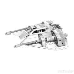 Star Wars Snow Speeder Metal Earth Model Kit
