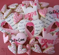 Cupookie: Breast Cancer Awareness