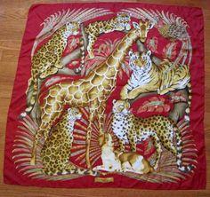 67 Best Scarves images   Vintage scarf, Scarves, Silk scarves 38979768f04