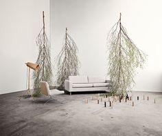 Scandinavia sofa designed by Glismand & Rüdiger