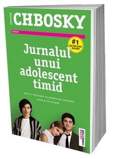 Jurnalul unui adolescent timid  de Stephen Chbosky editie 2013 Movie Lines, Adolescence, Book Quotes, Cover, Books, Livros, Libros, Book, Blanket